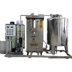 6000袋/小时袋装水包装机