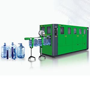 HZ120A全自动5加仑吹瓶机