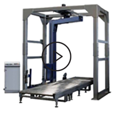 Wrapping machine- 2300AD